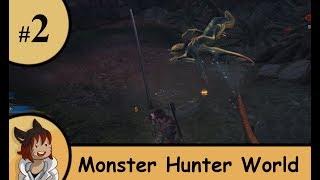 Monster Hunter World PC part 2 - Our 1st job