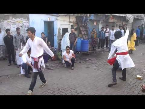 Street play for the awareness about Education and Night Schools.