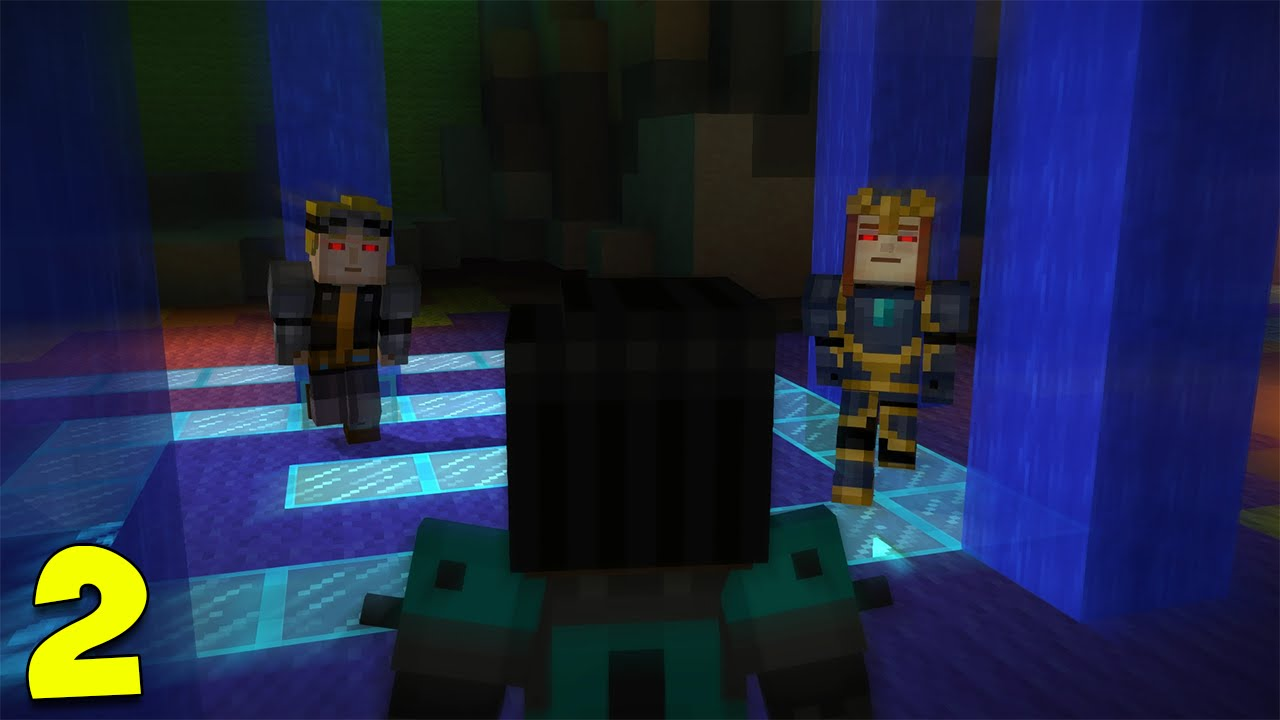 Minecraft Story Mode Episode 7 Who To Save Petra Or Lukas