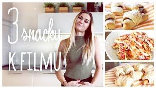 3 tipy na rýchle snacky k filmu | Lucy