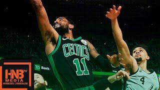 Boston Celtics vs San Antonio Spurs Full Game Highlights | March 24, 2018-19 NBA Season