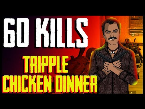 60 Kills TRIPLE CHICKEN DINNER  with Gaitonde | Jack Shukla Live