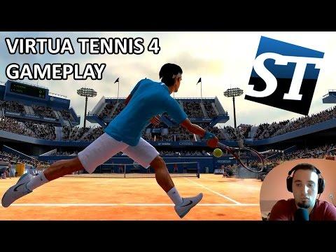 Igramo tenis   Virtua Tennis 4