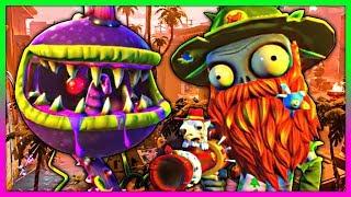 THE IMMORTAL CHOMPER?! - Plants vs. Zombies: Garden Warfare 2
