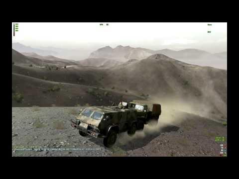 ARMA II OA Wasteland Takistan: Schlacht am Mount GurDur