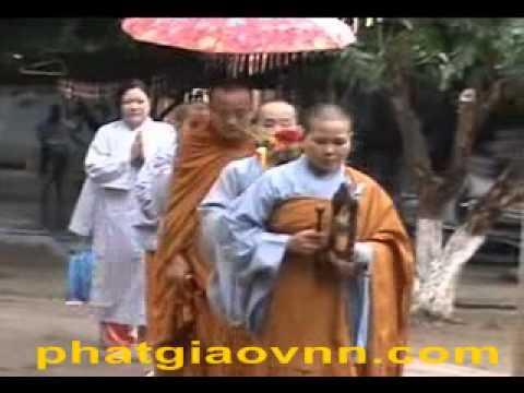 phatgiaovnn.com  Sư Bà Như Phụng Đứng Vãng Sanh