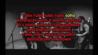 Rancid - Ruby Soho (Lyrics)