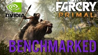[PC] Far Cry Primal NVidia Surround and SLI Benchmark 5760x1080, EVGA GTX-970 SLI , Intel i7 4790k