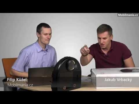 Týden mobilně 308 - chytrý vysavač Neato botvac connected, tarify Vodafone
