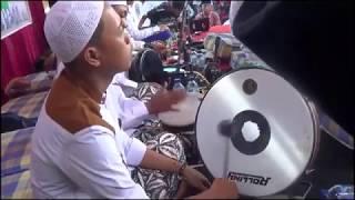Variasi Pukulan Bass Az Zahir Pekalongan Busyrolana 2017