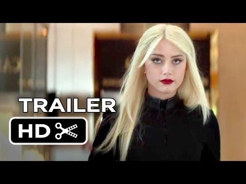 3 Days to Kill Official Trailer #1 (2014) - Kevin Costner, Amber Heard Movie HD