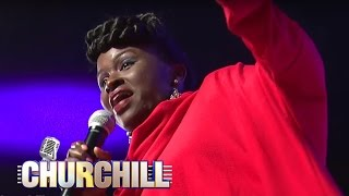 Mercy Masika Performs Mwema
