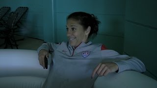 Carli Lloyd: Polar Bear