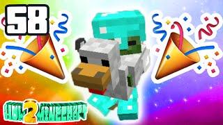"""Minecraft: How 2 Minecraft! (Season Two) """"NATI V2???"""" Episode 58 (Minecraft 1.8 SMP)"""