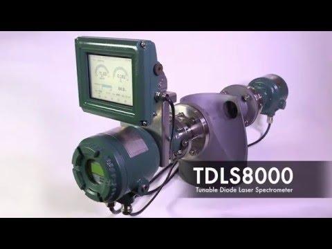 Tunable Diode Laser Spectrometer - The Yokogawa TDLS8000