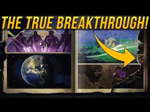 TREYARCH IS DISTRACTING YOU! The True Key Explained! NEW Black Ops 3 Zombies Comic Loading Screen