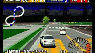 GT Advance: Championship Racing (Game Boy Advance)