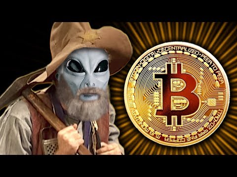 ETC Archive: Bitcoin Mining Preventing Alien Contact - TechNewsDay