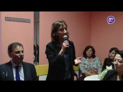 "Adriana Pérez, directora de la Maternidad Provincial ""Teresita Baigorria"""