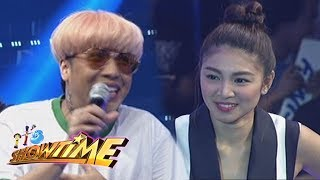 "It's Showtime Cash-Ya: Vice to Nadine: ""Nanggigigil ako sa'yo eh"""