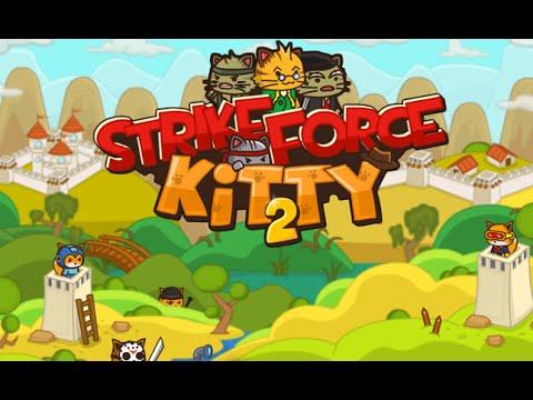 Strike Force Kitty 2 Full Gameplay Walkthrough