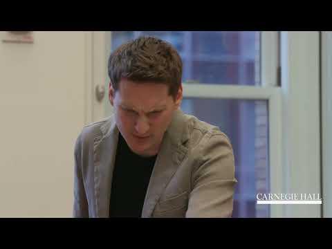 Clarinet Master Class with Daniel Ottensamer: Stravinsky's Firebird Suite