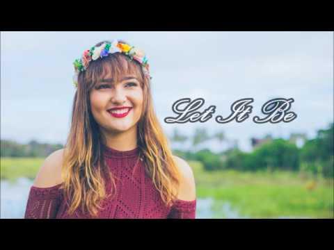 Let It Be- Maria Beatriz; Cover (Estúdio)
