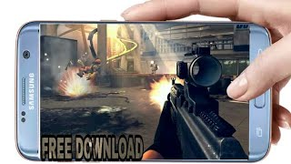 How to Download and install modern combat 4 zero hour for free any android
