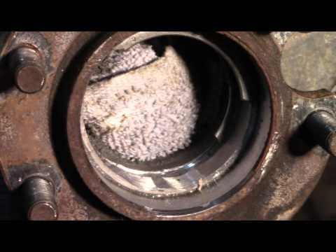 Stuck Bearing Broken Axle Bearing 1997 Jeep Grand