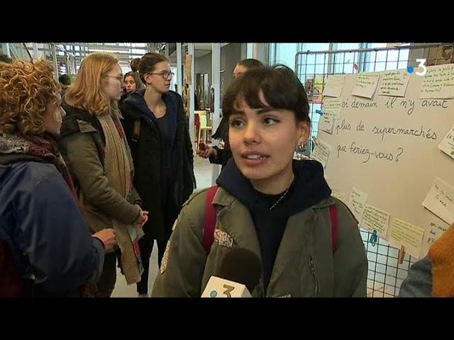 1ec62b6ea5c Vidéo - Greve mondiale pour le climat   l appel à l action d une jeunesse  en colère dans nos régions - France 3 Régions