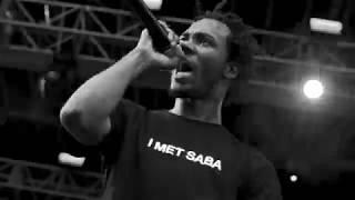 """Saba - Pitchfork Music Festival """"LIFE"""" + """"Westside Bound 3"""""""