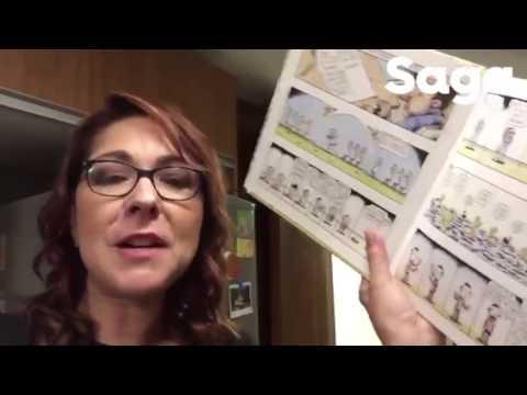 """Serie de historietas, """"Macanudo"""". Por Mariana H."""