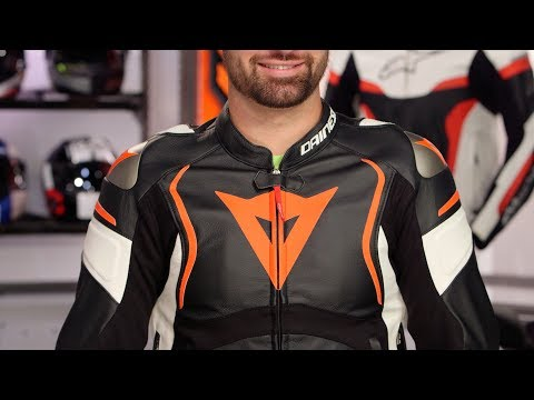 Dainese Mugello Leather Jacket Review At RevZilla.com