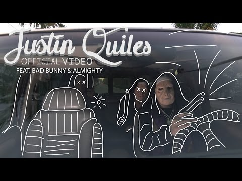 Justin Quiles - Crecia Ft. Bad Bunny & Almighty [Official Video]