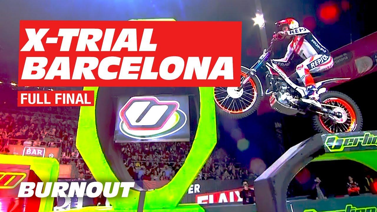 Download 2020 FIM X-Trial World Championship | BARCELONA FINAL | Bou vs Raga  | BURNOUT