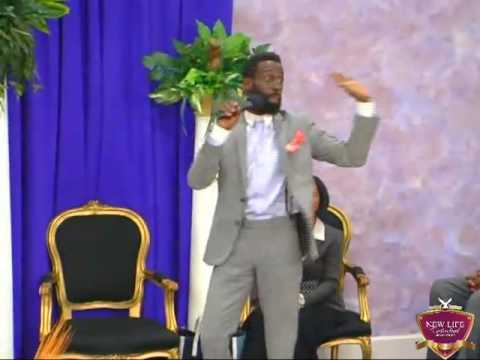 This is Not the End It's the Intro - Pastor Tye Tribbett