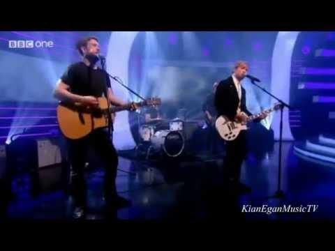 Kian Egan - 'The Reason' live on The National Lottery (April 05, 2014)