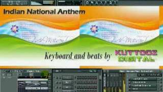 Indian National Anthem - Instrumental Mix