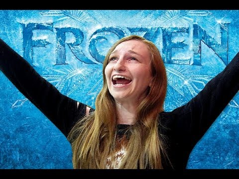 FROZEN LET IT GO Parody Mikayla Chapman HILARIOUS