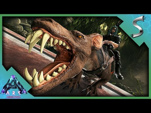 RAVAGER IS THE BEST ABERRATION CREATURE! HOW TO TAME + WHAT CAN IT DO - Ark: Aberration [E3]