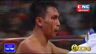 Koy Lay vs BigM(thai), Khmer Boxing CNC 20 May 2018, Kun Khmer vs Muay Thai