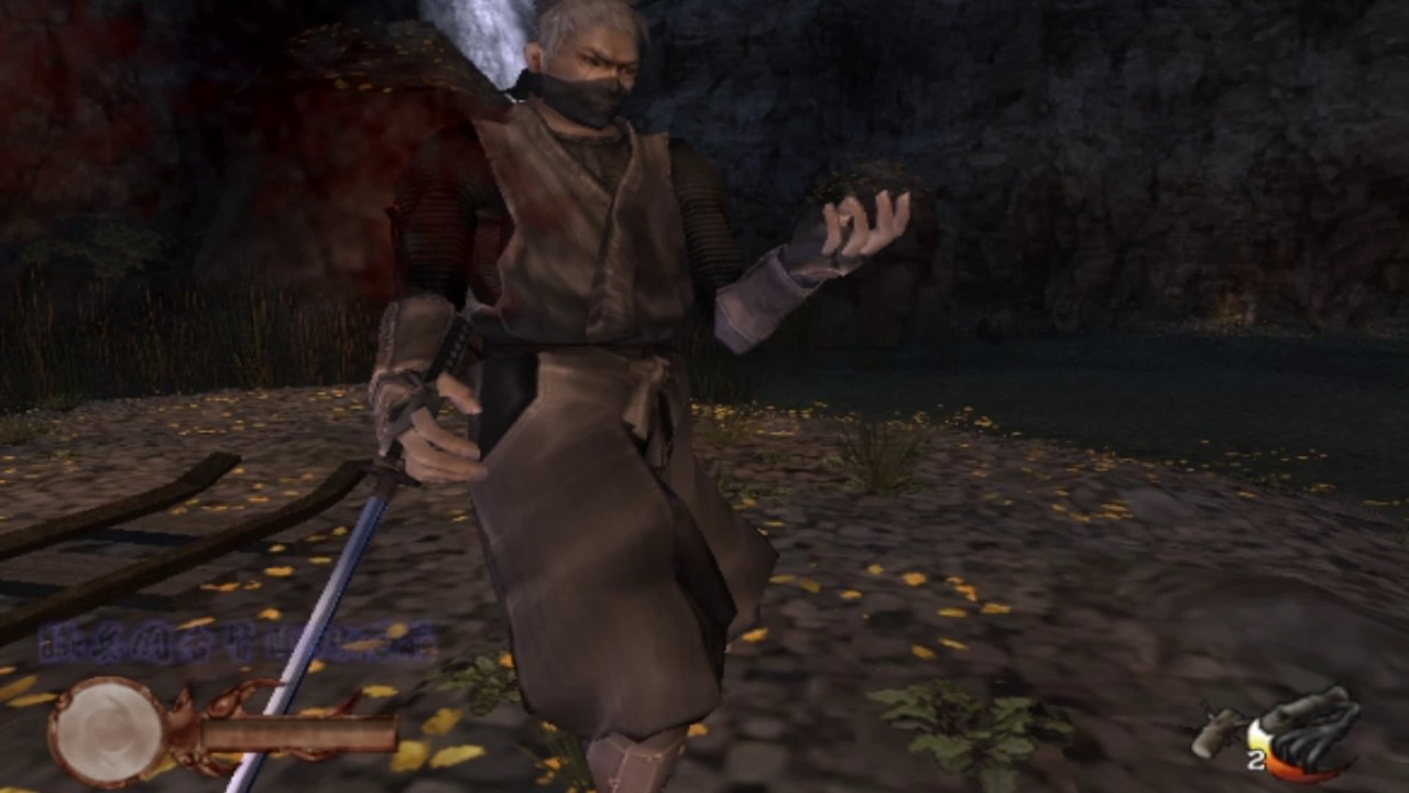 Tenchu Wrath Of Heaven Real Rikimaru Comes When His Shadow Dies Youtube