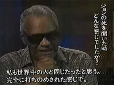 Ray Charles  let it be 1990