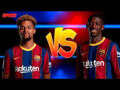 FC BARCELONA 🆚 FC BARCELONA B ⚽ GOLES y HIGHLIGHTS del PARTIDO DE ENTRENAMIENTO