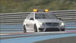 Mercedes C63 AMG Black Series DTM Safety Car 2012 Videos