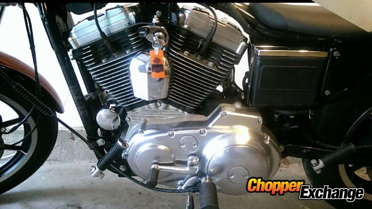 1991 Harley Davidson XLH 1200 Sportster FOR SALE