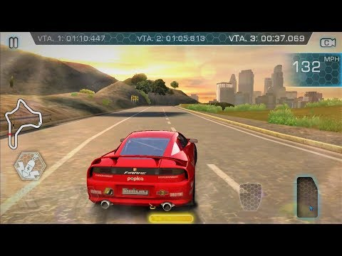 RIDGE RACER Slipstream V2.5.4 (Mod Money Unlocked) APK ANDROID - Gameplay + Download