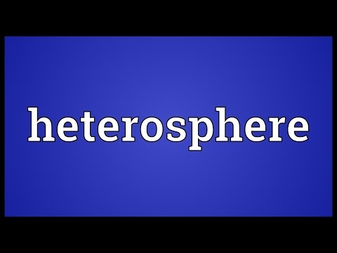 Header of heterosphere