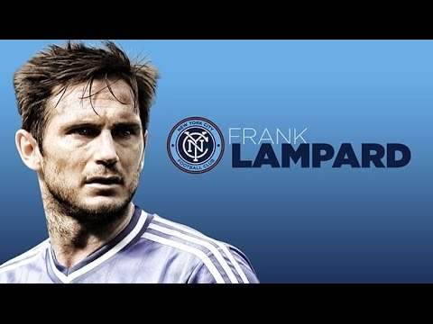 Frank Lampard | New York City 2015-16 | Best Skills, Tackels & Passes | HD 720p