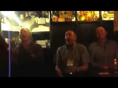 The origonal Durty Nelly's Pub, Bunratty, Ireland 2013